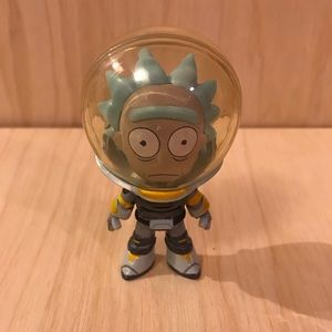 Spacesuit rick mystery mini
